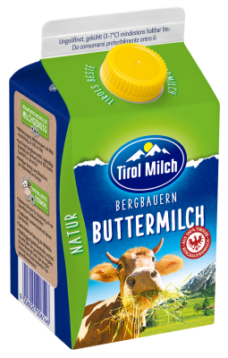 Tir. Buttermilch 1% 500ml
